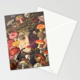 Mushroom Head Stationery Cards