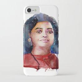 Dorothy Vaughn iPhone Case