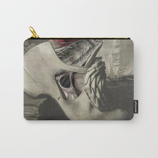 NUMBER 18 (SHOE) Carry-All Pouch