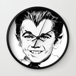 Eddie Munster Wall Clock