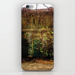 Nature finds the way inside... iPhone Skin