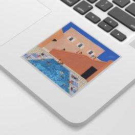 Gathering Sticker