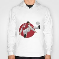 arsenal Hoodies featuring Thierry Henry by siddick49