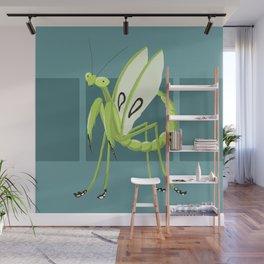 Mantis Wall Mural
