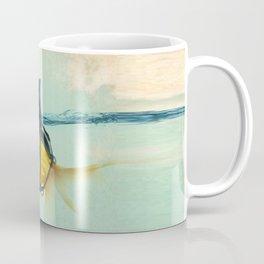 Brilliant Disguise Goldfish Coffee Mug