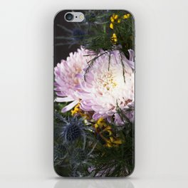 When the sunlight hits  |  Fresh Cut Flowers iPhone Skin
