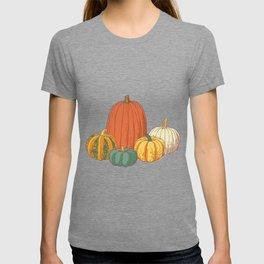 Fall Pumpkins T-shirt