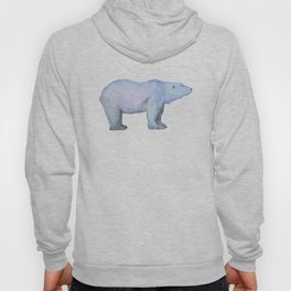Les Animaux: Polar Bear Hoody