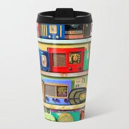 The Golden Age of Radio Travel Mug