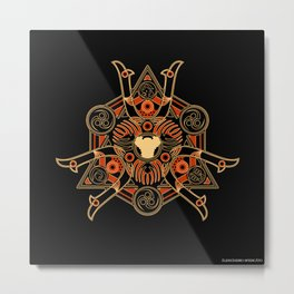 Yojimbo fayth Metal Print