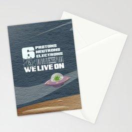 311 - Galaxy Stationery Cards