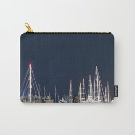SHIPYARD AT NIGHT Carry-All Pouch