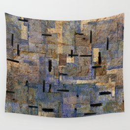 Pieces of iron 2 Wall Tapestry