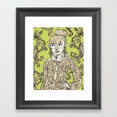 Baroque  Framed Art Print