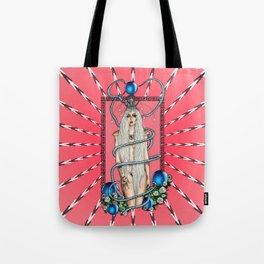 Goddess of Artpop Tote Bag