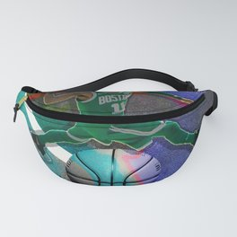 basketball star Fanny Pack