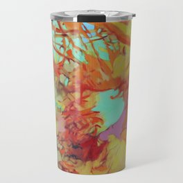 Orange is the New Orange Travel Mug