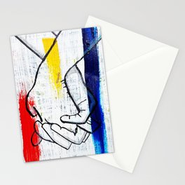 Primary Love Stationery Cards