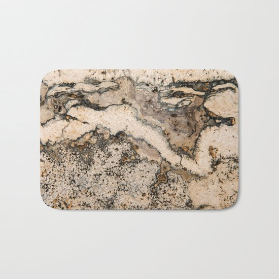 MARBLED Bath Mat