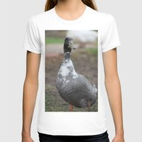 swedish T-shirts featuring Proud Blue Swedish by Stecker Photographie