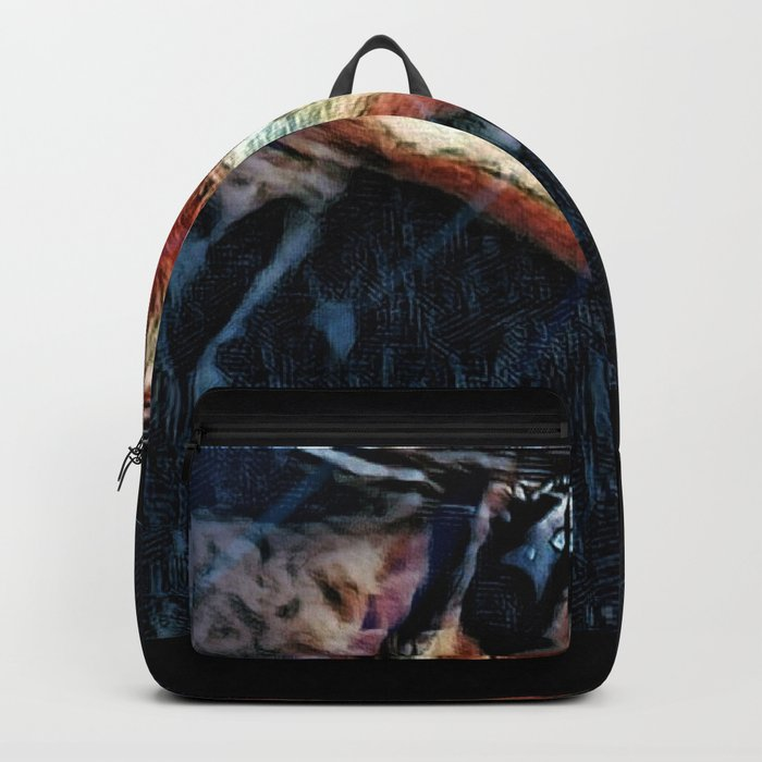 Freezer Burn Backpack