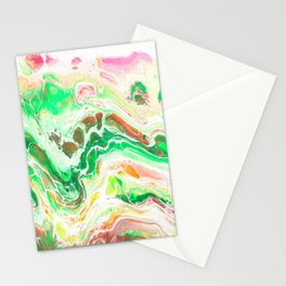 Happy neons! Stationery Cards