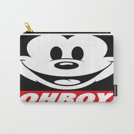 Oh Boy! Carry-All Pouch