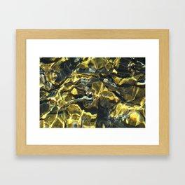 Trout Hatchery Framed Art Print