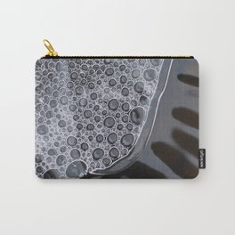 Poetic thaw of ice. Carry-All Pouch