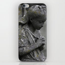 A Child's Rosary iPhone Skin