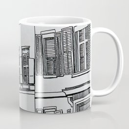 Strasse  Coffee Mug