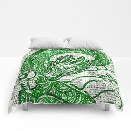 The Jade Dragon (Green Lantern: Kyle Rayner) Comforters