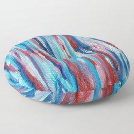 Waterfall Floor Pillow