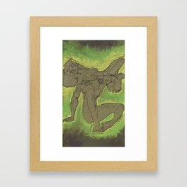 Tantricity Framed Art Print