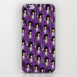 Princess-Prince-A-Thon iPhone Skin