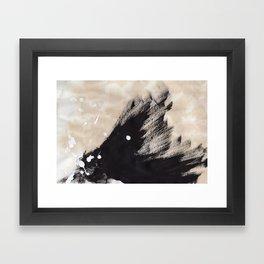 Succubus Framed Art Print