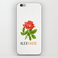 alex vause iPhone & iPod Skins featuring Alex Vause | OITNB by Sandi Panda