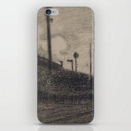 Rue Vercingétorix iPhone Skin