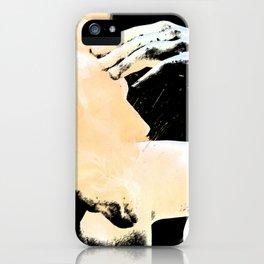 head of stone iPhone Case
