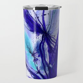 Organic Ecstasy No. 48e by Kathy Morton Stanion Travel Mug