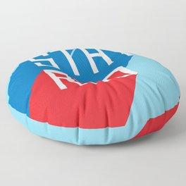 Stay Rad II Floor Pillow