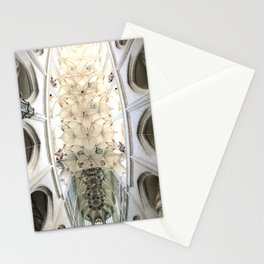 St Barbara's cathedral Stationery Cards