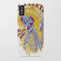 mexican iPhone & iPod Cases featuring Mexican death by Tshirt-Factory
