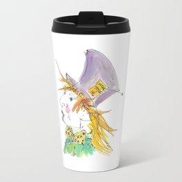Alice In Wonderland / The Mad Hatter Travel Mug