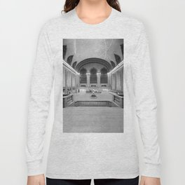 Main Concourse, Grand Central Terminal, New York Long Sleeve T-shirt