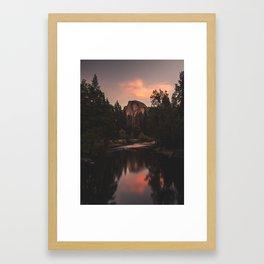 Merced River | Yosemite, California | John Hill Photography Framed Art Print