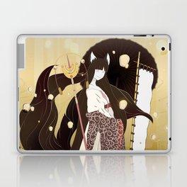 Sunrise at Nara Laptop & iPad Skin