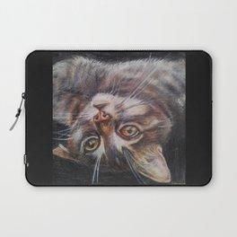 Cat Portrait Laptop Sleeve