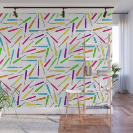 seam rippers Wall Mural
