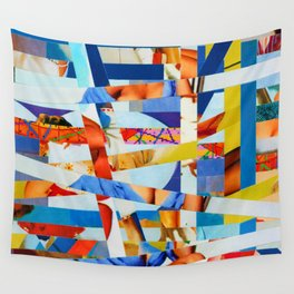 Marko (stripes 8) Wall Tapestry